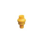 Válvula reguladora de pressão e vazão - amarela - Sanigran