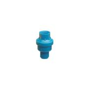 Válvula reguladora de pressão e vazão - azul - Sanigran