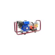 Pulverizador Estacionário HS-30 (conjunto montado) - Sanigran